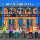 Putumayo Presents: New Orleans Party (CD)