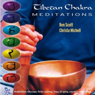 Michell & Scott: Tibetan Chakra Meditations (CD)