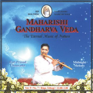 Chaurasia, Hari Prasad: Vol. 9/7 Midnight Melody 22-1 Uhr (CD)