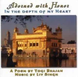 Liv Singh: Adorned with Honor (CD) -A