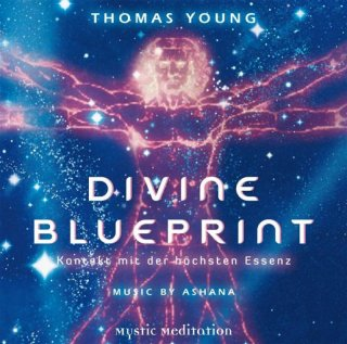 Young, Thomas & Ashana: Divine Blueprint (CD)