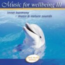 V. A. (Fönix): Music for Wellbeing 3 (CD) -A