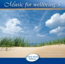V. A. (Fönix): Music for Wellbeing 5 (CD) -A